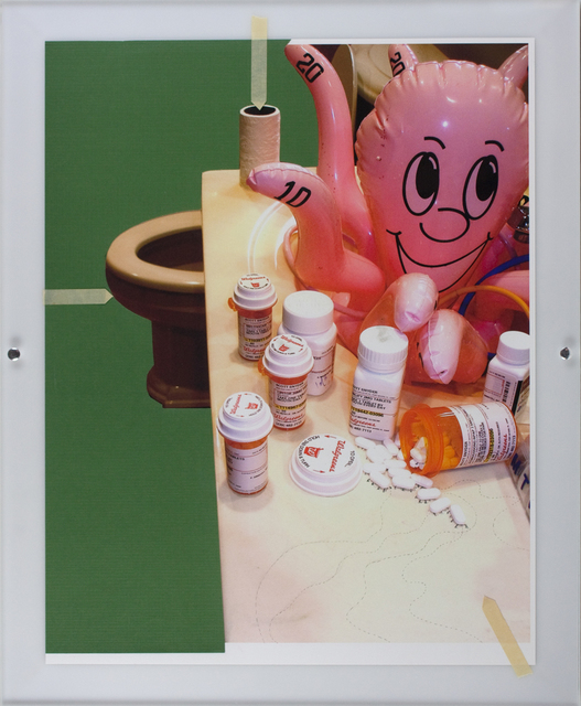 , 'Monday Night And The Pills Move Like Ants,' 2009, Robert Fontaine Gallery