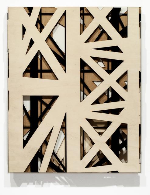 , 'Inclusion 4,' 2014, Paradigm Gallery + Studio