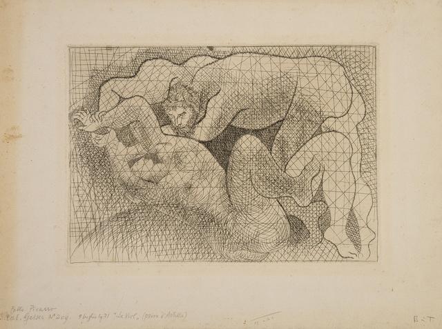 Pablo Picasso, 'Le Viol (Baer 209; Bloch 142)', 1931, Print, Etching, Forum Auctions