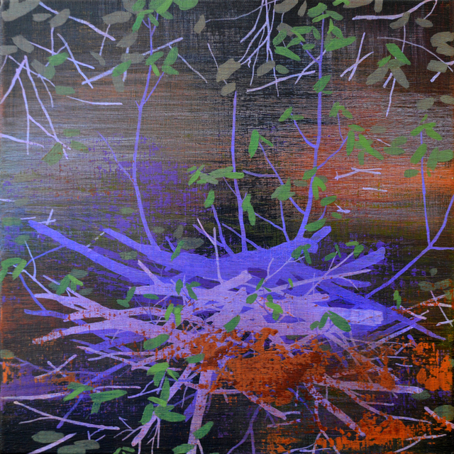 , 'In Shadow,' , The Bonfoey Gallery