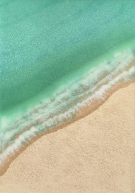 , 'Sand & Surf 3,' 2018, Tiffany's Art Agency