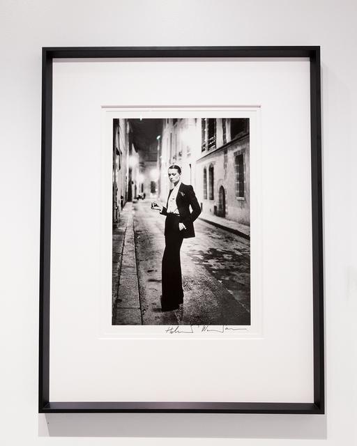 Helmut Newton, 'Rue Aubriot', 1975, Provocateur Gallery