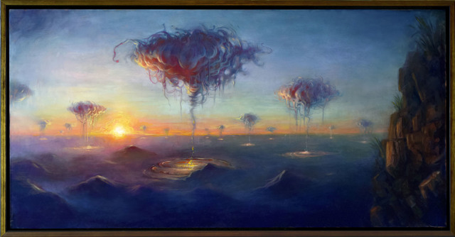 , 'Meducielas,' 2018, IX Gallery