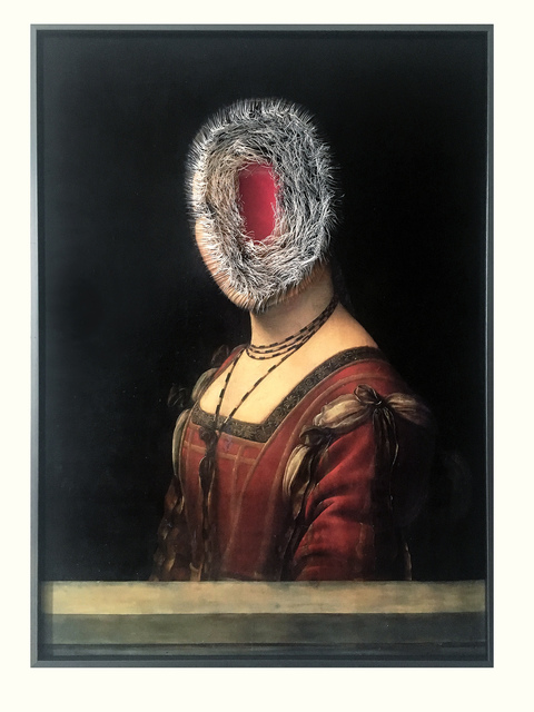 , 'Contemplation,' 2019, Tang Contemporary Art