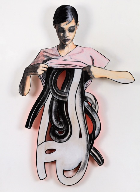 , 'Odalisca 3,' 2013, Dharma Fine Arts