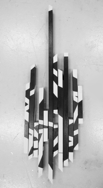 , 'Masking tape,' 2011, Espace Meyer Zafra