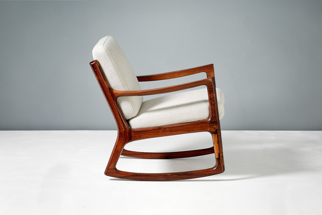 Wondrous Ole Wanscher Senator Rocking Chair Ca 1960 Available For Sale Artsy Gmtry Best Dining Table And Chair Ideas Images Gmtryco
