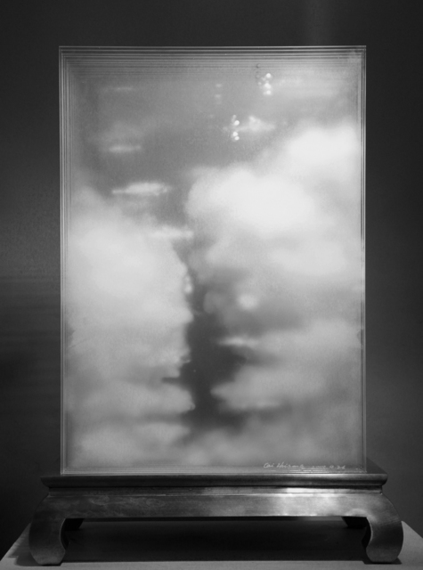 , 'Cloud Screen,' 2014, Leo Gallery