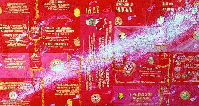 Otar Chkhartishvili, 'The end of V. I. Lenin's Red Symphony', 1977, Baia Gallery