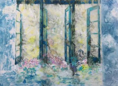 , 'Open Doorways,' 2018, Walter Wickiser Gallery