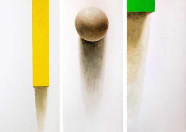 , 'THREE. PTYCH (triptych),' , VS Unio