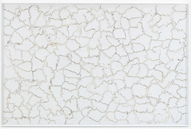 , 'Cartography of Control,' 2014, Galerie Huit