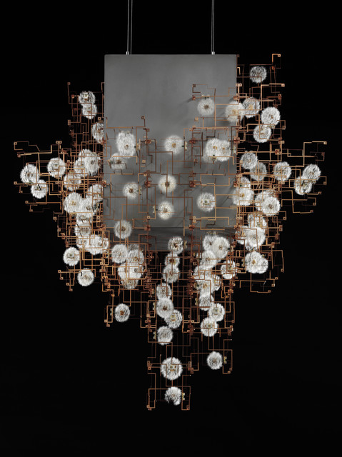 , 'Fragile Future Chandelier,' 2011, Victoria and Albert Museum (V&A)