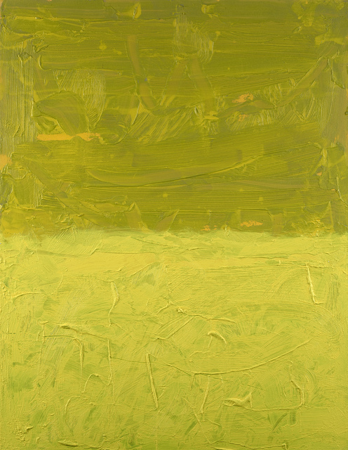Frank Wimberley, 'Hansa Yellow', 2013, Berry Campbell Gallery