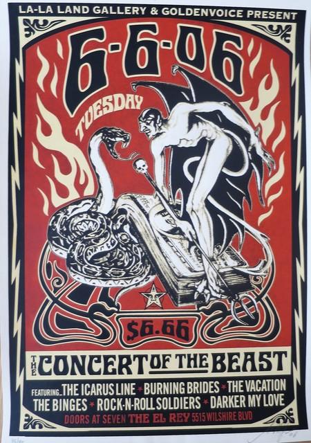 , 'Concert of the Beast,' 2018, AYNAC Gallery