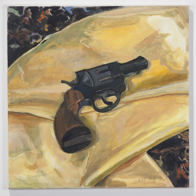 , 'Beautiful Ugly Violence (Gun),' 2003, Ronald Feldman Gallery