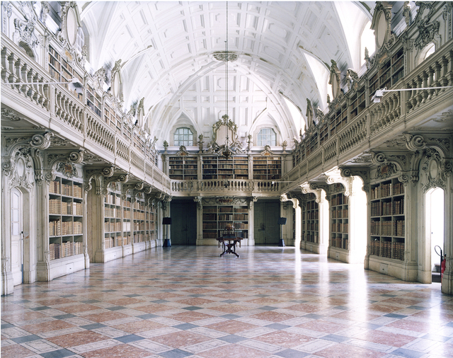 , 'Biblioteca do Palàcio Nacional de Mafra III 2006,' 2006, Ben Brown Fine Arts