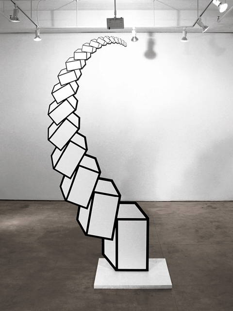 Aakash Nihalani, 'Upright', 2012, Aicon Gallery