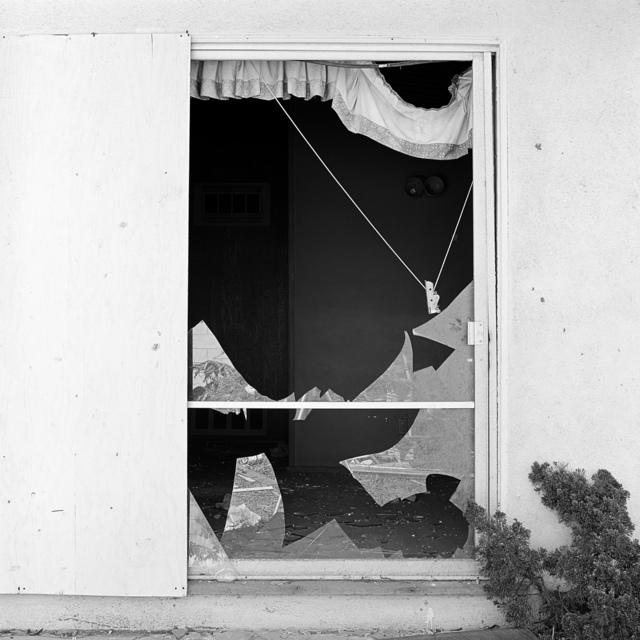 , 'Forced Entry, Site 4 (Exterior View A) (LAX2022F06),' 1975/2006, Laura Bartlett