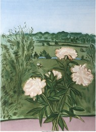 Jane Freilicher, 'Peonies (Color),' 1990, Heritage Auctions: Valentine's Day Prints & Multiples