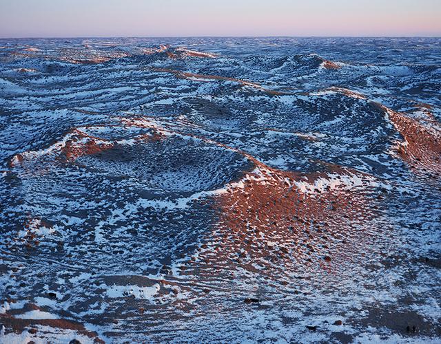 , 'Sandhills and soapweed Dunes, Cherry County, Nebraska,' 2013, Kopeikin Gallery