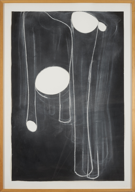 Jean Charles Blais, 'Untitled', 1998, Drawing, Collage or other Work on Paper, Gouache and chalk on paper, Drawing Room