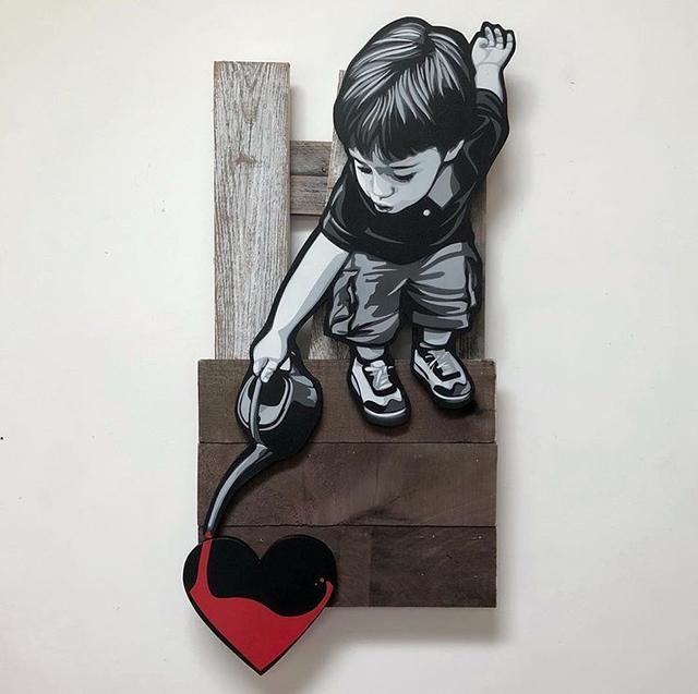 Joe Iurato, 'Watering Can (Love)', 2019, iv gallery