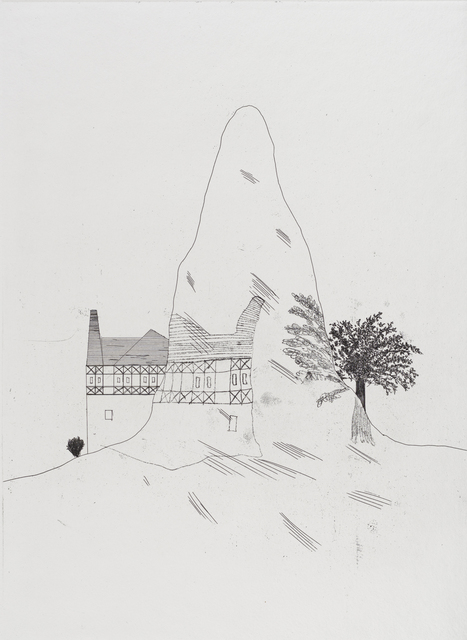 , 'The Glass Mountain,' 1969, Marlborough London
