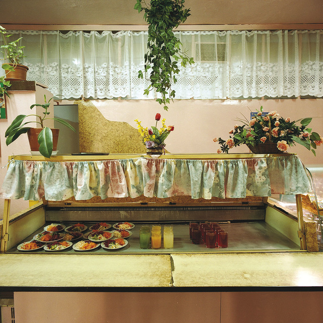 , 'Milk Bar,' 2004, Pola Magnetyczne