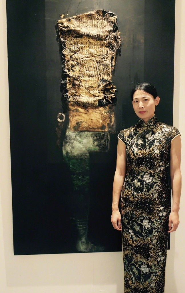 Wenxia Chen - BOCCARA ART Hong Kong - at  Miami Beach Art Basel Week 2017