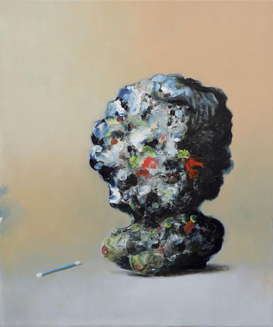 , 'pheaso letmein,' 2016, Carl Freedman Gallery