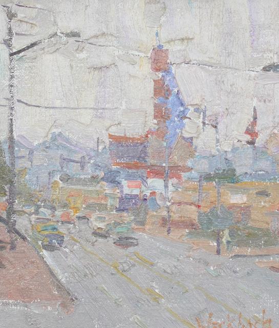 Kevin Weckbach, 'Hotel Motel', 2002, Shain Gallery