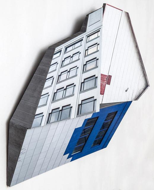 , 'Migrator 3,' 2016, Pentimenti Gallery