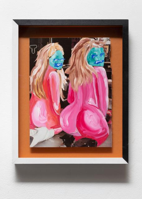 , 'Ebony Gouache Passion, Siphilly Champagne Lily & Fantasy Jill Electric, Anabel La Belle,' 2018, LAMB Arts