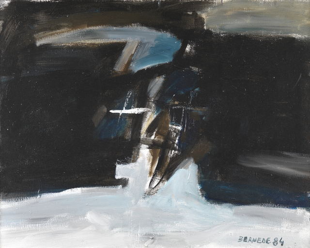, 'Composition 84-15,' 1984, Whitford Fine Art