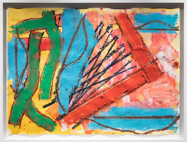 , 'Lafontaine Receding,' 2017, Corkin Gallery