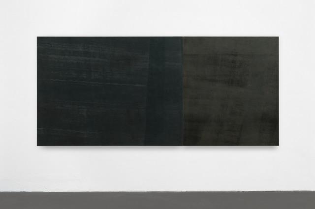 , 'Umarbeiter (2-teilig, grau-blau),' 2010, Circle Culture