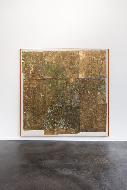 , 'Golden Aérea,' 2018, Bernier/Eliades