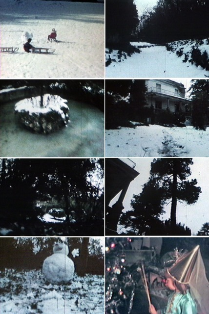 , 'Adventure of the little lorry in the garden. II, Winter,' 1997, Nadja Vilenne
