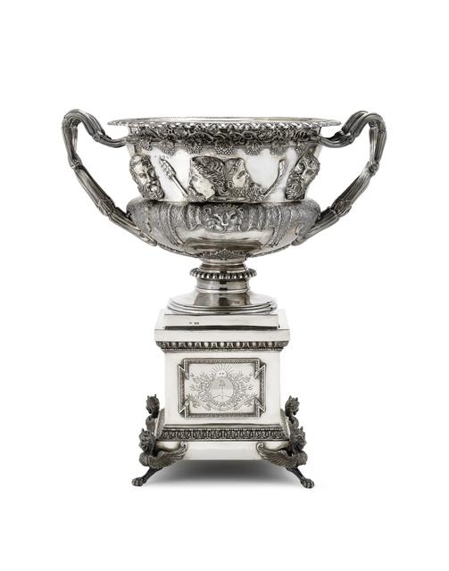 , 'Vase,' London-1889, Liang Yi Museum