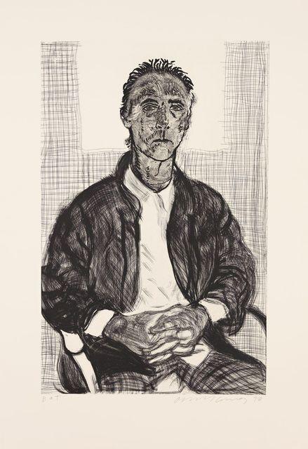 David Hockney, 'Maurice', 1998, Galerie de Bellefeuille