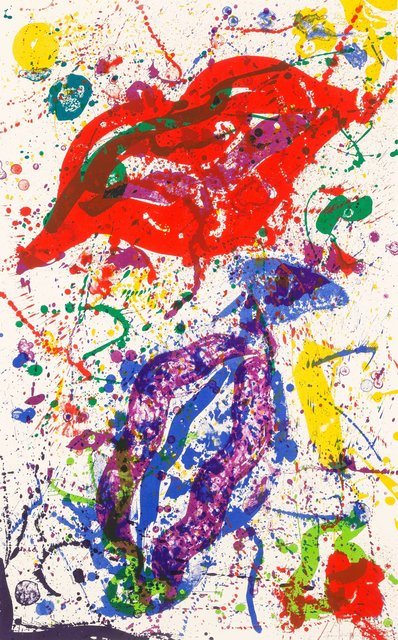 Sam Francis, 'Untitled (SF-329)', 1988, Heritage Auctions