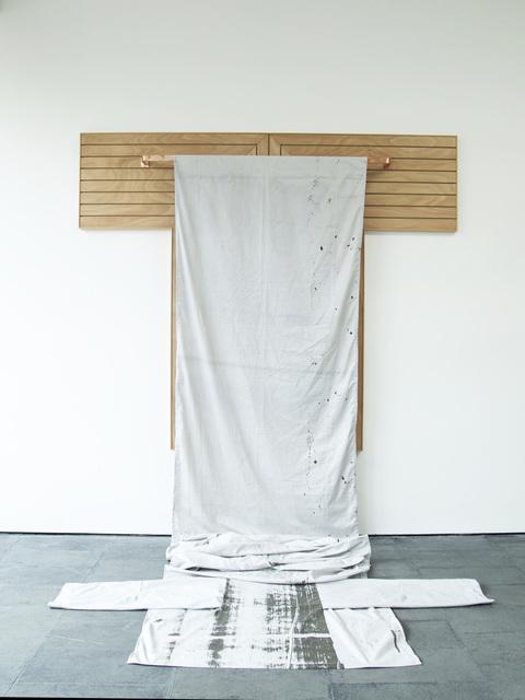 Pia Camil, 'Telluride Interior', 2016, Sculpture, MDF, copper, textile, OMR
