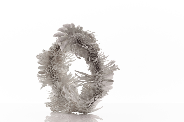 Junko Mori, 'Silver Poetry; Spring Fever Ring', 2014, Adrian Sassoon