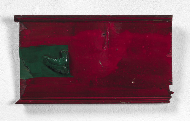 Danilo Dueñas, 'Filamento verde', 2016, Galería Jenny Vilà