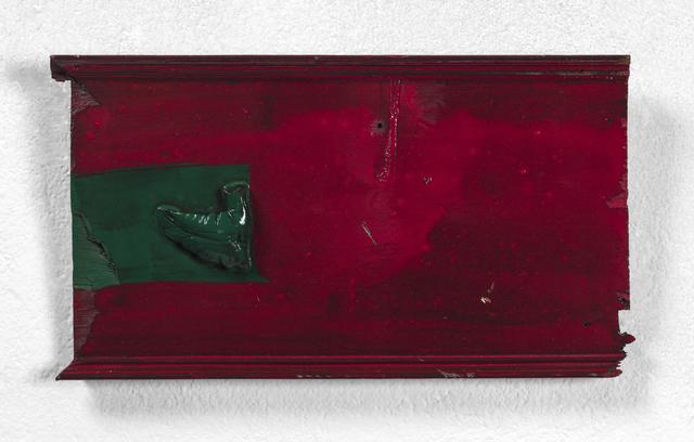 , 'Filamento verde,' 2016, Galería Jenny Vilà