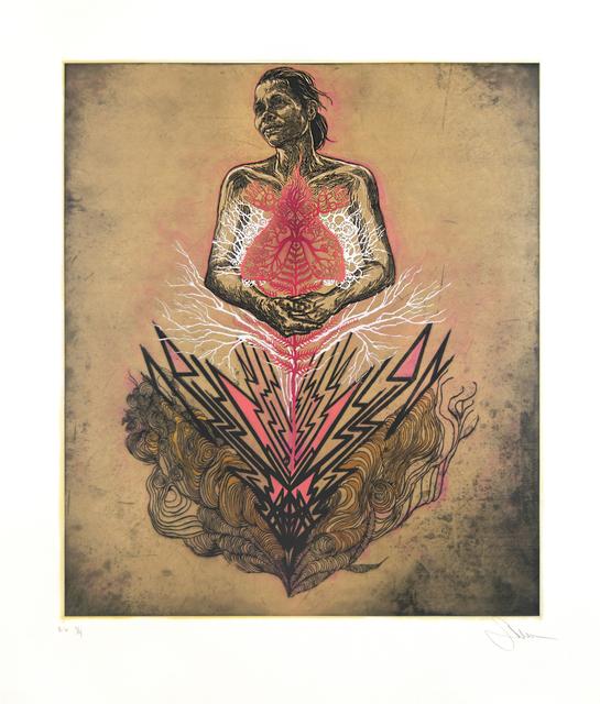 , 'Sonia,' 2016, Tandem Press