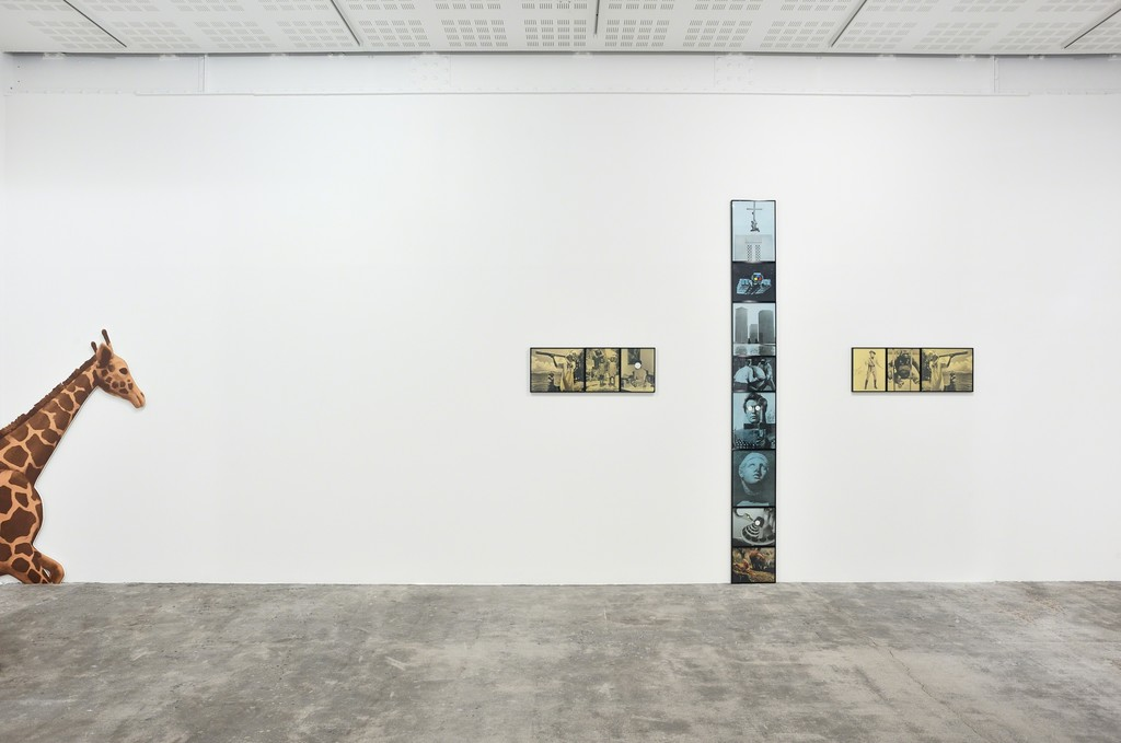John Baldessari: Early Work, Installation View, Galerie Marian Goodman, Paris, February 28 - April 11, 2015