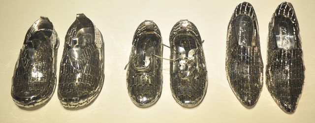 Tayeba Begum Lipi, 'Size Four (1, 2 & 3)', 2015, Pi Artworks Istanbul/London