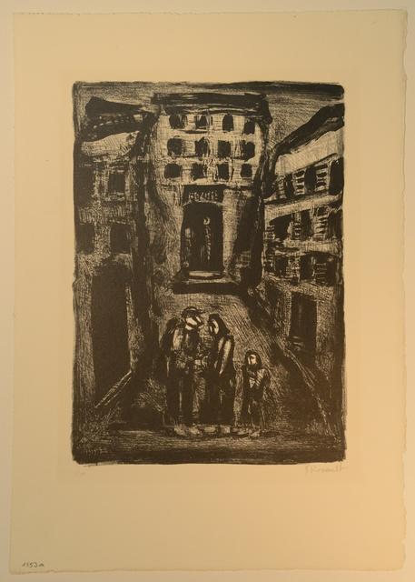 Georges Rouault, 'La Petite Banlieue', 1929, Books and Portfolios, The complete portfolio comprising six lithographs printed in colours, Forum Auctions